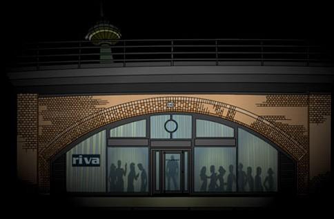 riva bar berlin 1 Najlepsze bary na świecie