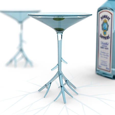 glassware03 Alkoholowy zawrót głowy