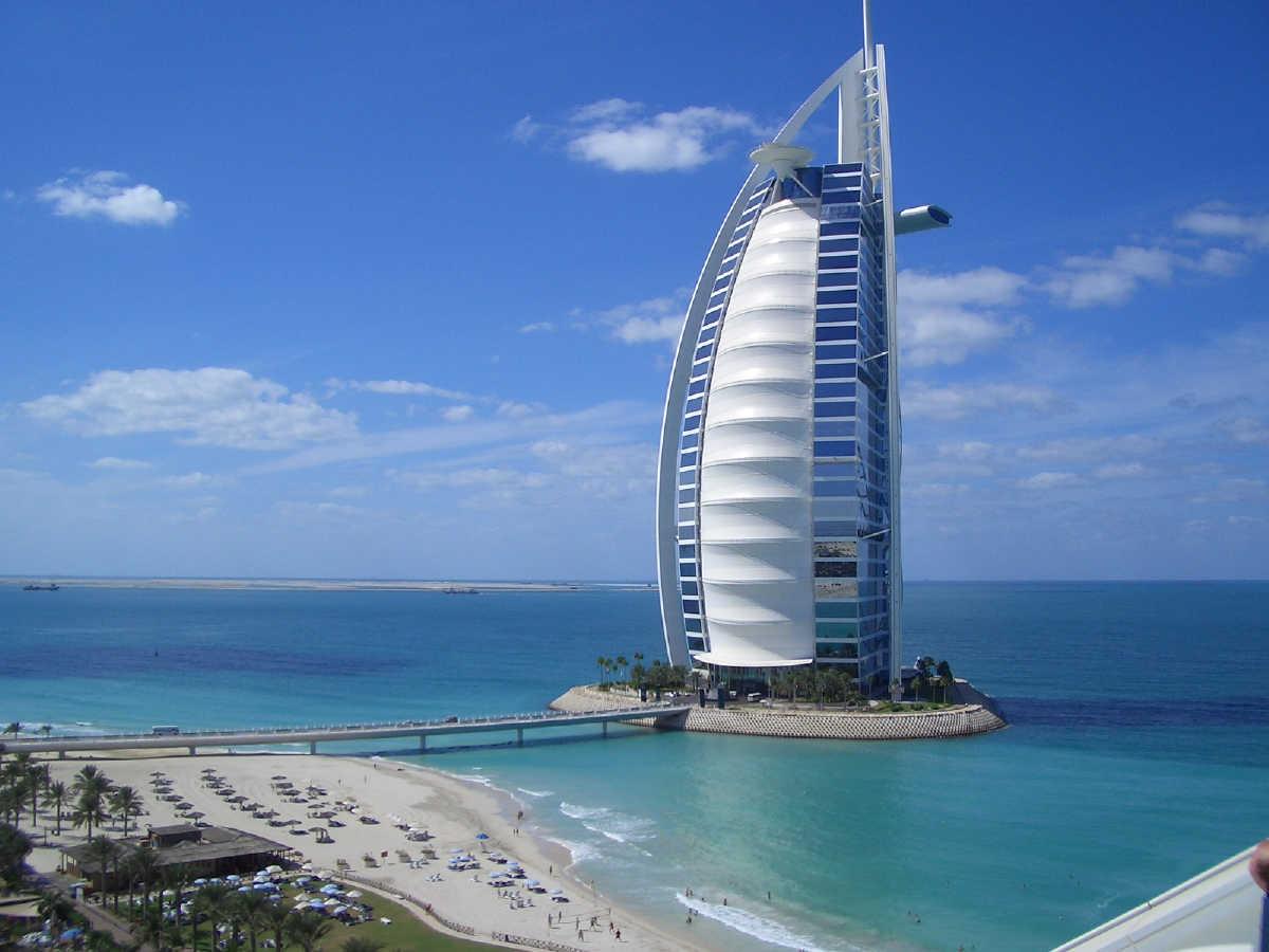 burj al arab hotel dla bogaw 008 Burj al Arab hotel dla Bogów