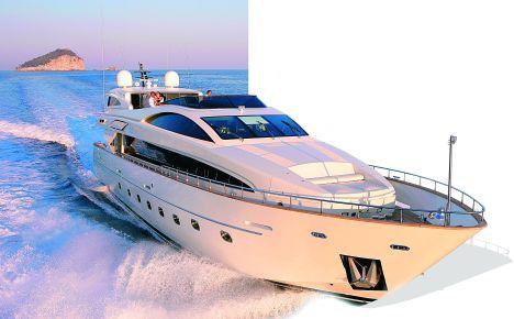 riva 115 athena4 5 luksusowych jachtów
