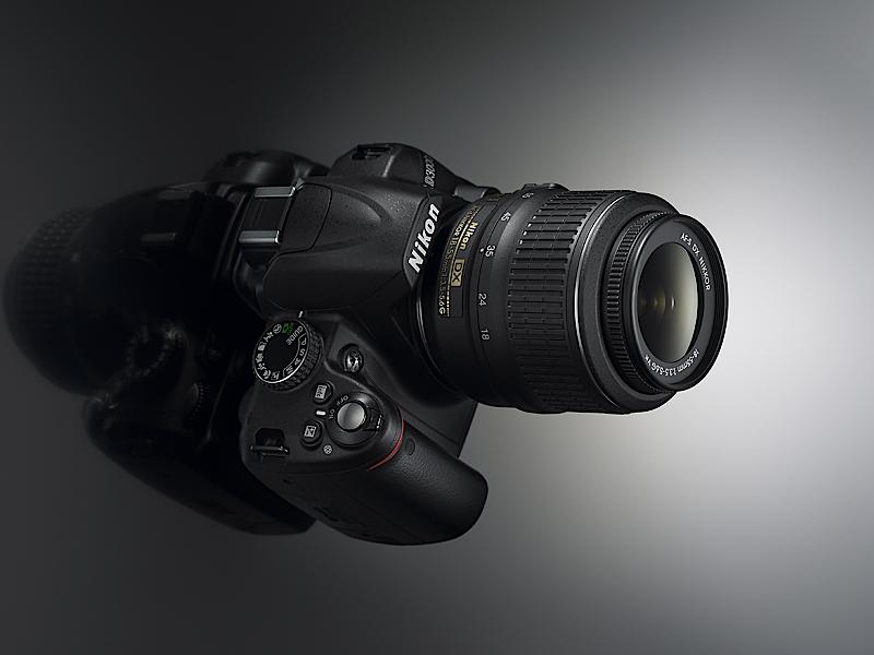 Nowe lustrzanki Nikona