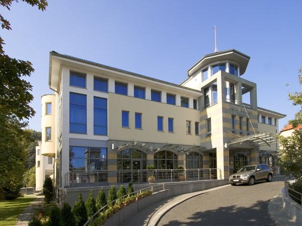 Hotel Haffner w Sopocie