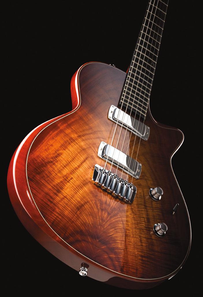 Rocznicowa kolekcja Taylor Guitars