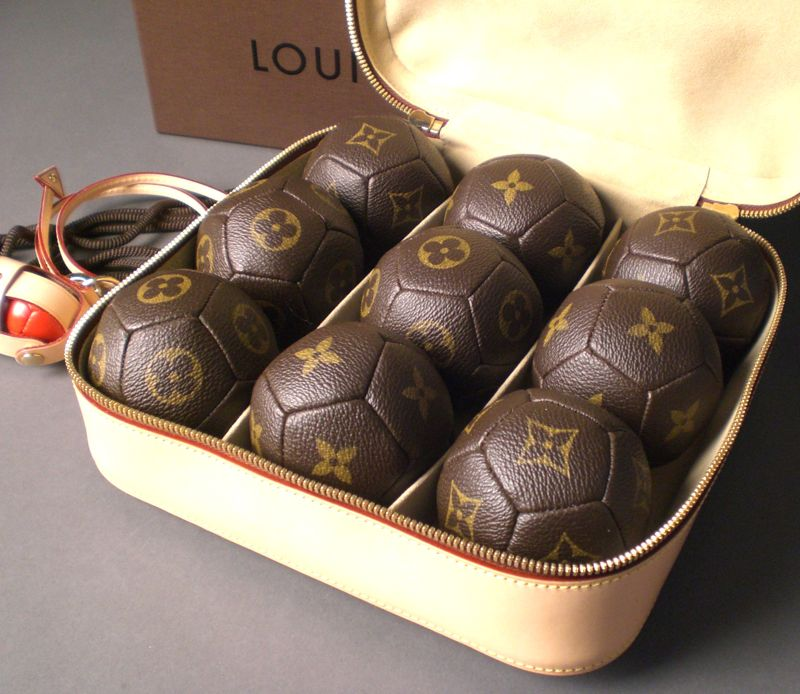 Bule od Louis Vuitton