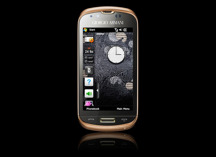 Smartfon Samsung Armani