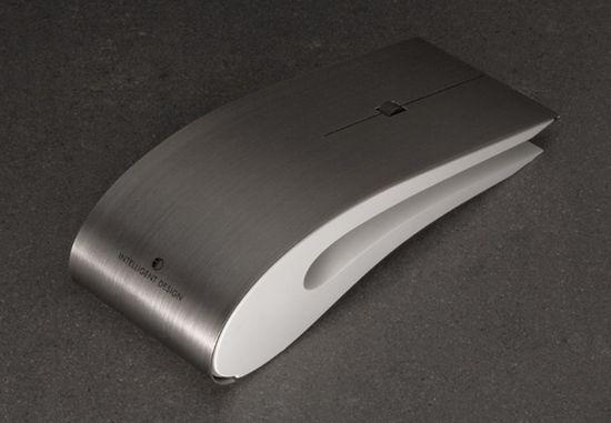 titanium mouse 06 yhsai 176212 ID Mouse   tytanowe rękodzieło
