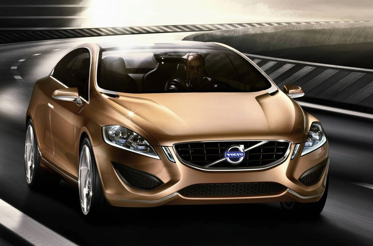Volvo S60 wskaże przechodniów…