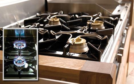 Zewnętrzne kuchenki od J. Corradi