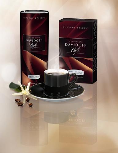 Limitowana edycja kaw Davidoff