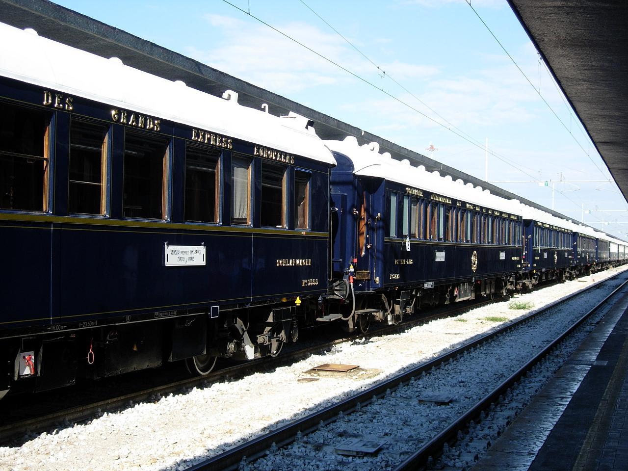 Orient Expressem przez Europę