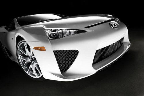 Lexus LFA bije rekord… sprzedaży