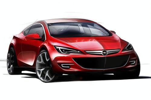 Opel Astra OPC - ponad 300 KM!
