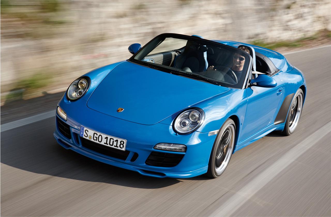 911 Speedster - powrót legendy?