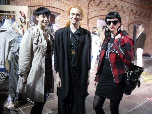 pernet i wolont Fashion Week Poland w Łodzi