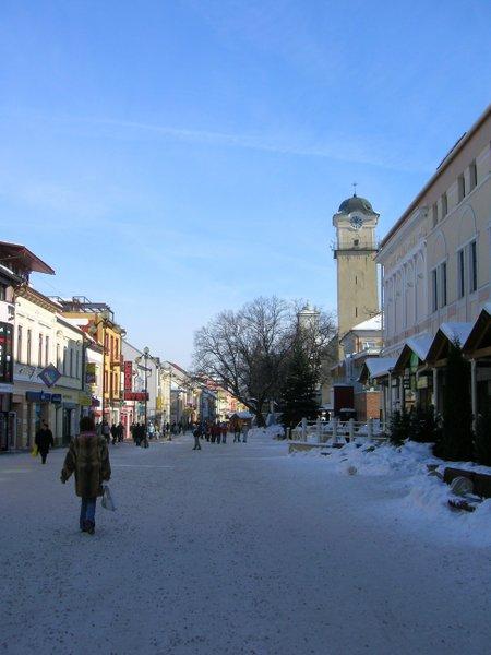 Sylwester 2010 - Poprad
