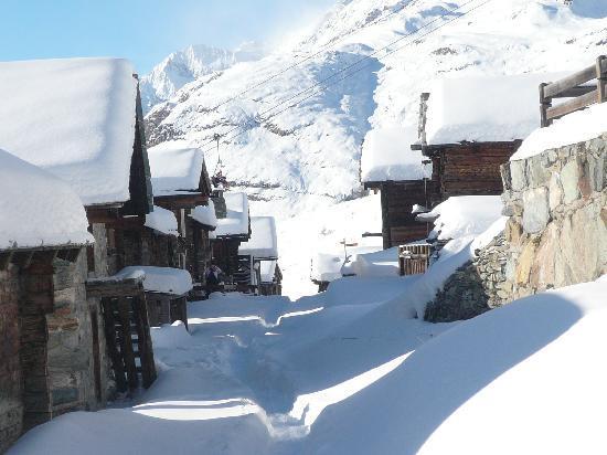 short walk from sunegga1 10 najlepszych górskich restauracji świata, cz. 1