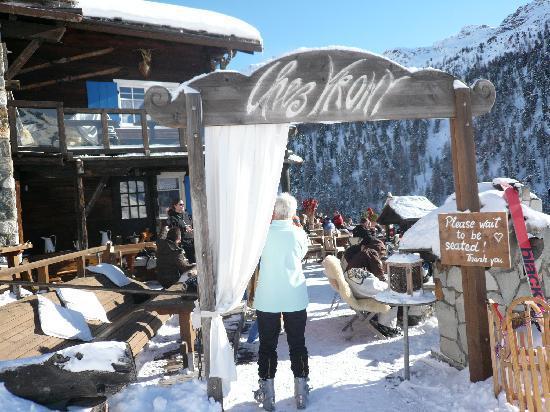 10 najlepszych górskich restauracji świata, cz. 1