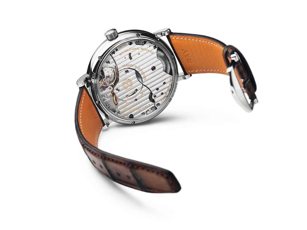 SIHH 2011: IWC Portofino : Klasa wsród zegarków