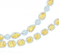 Słoneczne diamenty od Tiffany&Co.