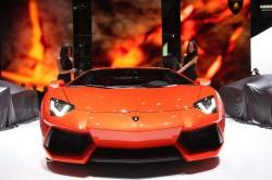 W końcu..Lamborghini LP700-4 Aventador