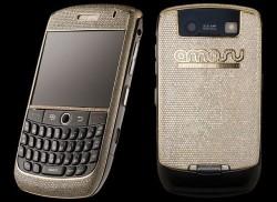 amosu curva diamond blackberry362 250x182 Najdroższe telefony świata minionego roku część 2