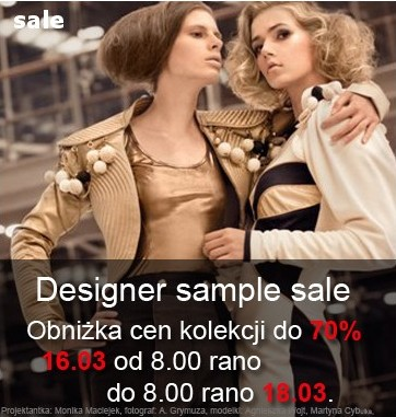Wiosenne Designer Sale Online Moda w zasięgu myszy