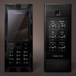 gresso lux world time phone - Najdroższy telefon świata