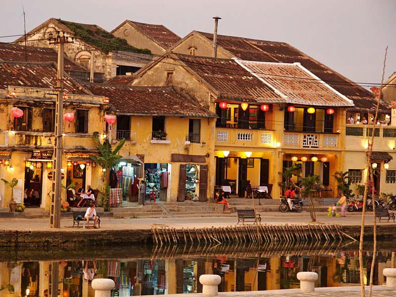 hoianoldquarter Cudze poznajmy Wietnam dla odważnych