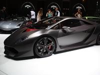 Lamborghini Sesto Elemento   część 1