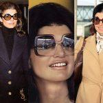 Okulary Jackie O. by Nina Ricci