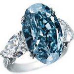 Moja najdroższa… oto Chopard Blue Diamond Ring