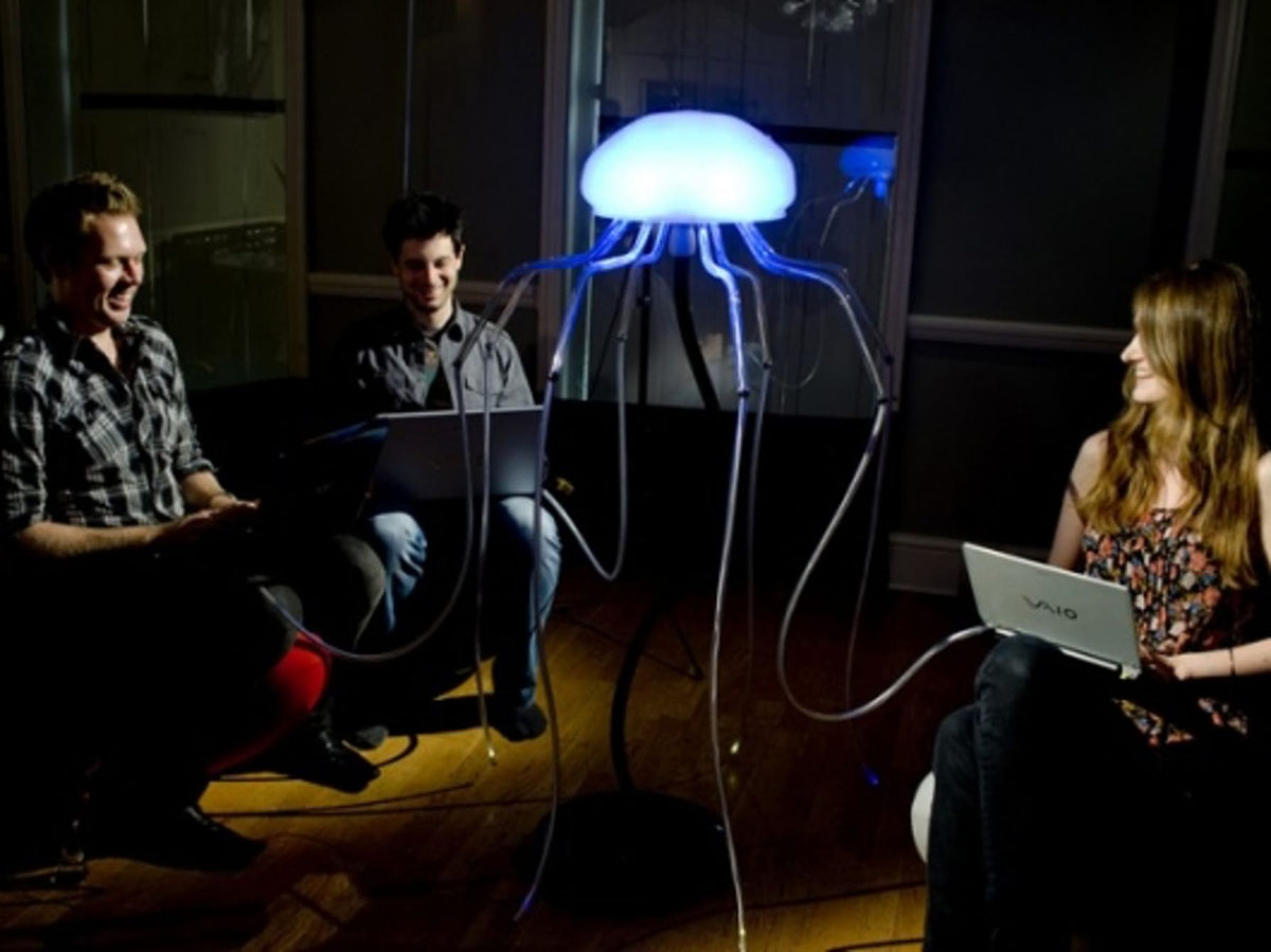 Jellyfish router