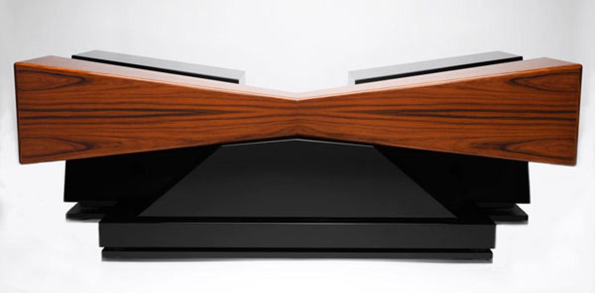 E.V.A. & Butterfly speaker system