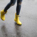 Jesienny must have: modne kalosze na deszczowe dni