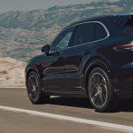 Ile za nowe Porsche Cayenne?
