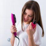 Szczotka prostująca włosy – gadżet dla zapracowanych kobiet