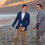 Spodnie chino w modzie męskiej - propozycje letnich stylizacji w stylu smart casual